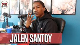"Jalen Santoy talks II Shepherds, Creating ""Foreplay"", J. Cole Comparisons 
