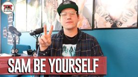 Sam Be Yourself Interview | The Lunch Table