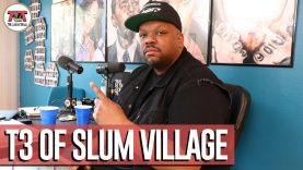 T3 of Slum Village talks 'Mr. Fantastic', J Dilla Leaving the Group + More   The Lunch Table