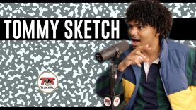 Tommy Sketch Freestyle | The Lunch Table