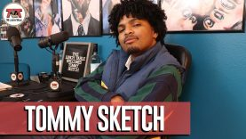 Tommy Sketch Interview | The Lunch Table