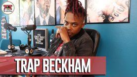 "Trap Beckham talks Making ""Birthday Bitch"", Making Universal Club Music | The Lunch Table"