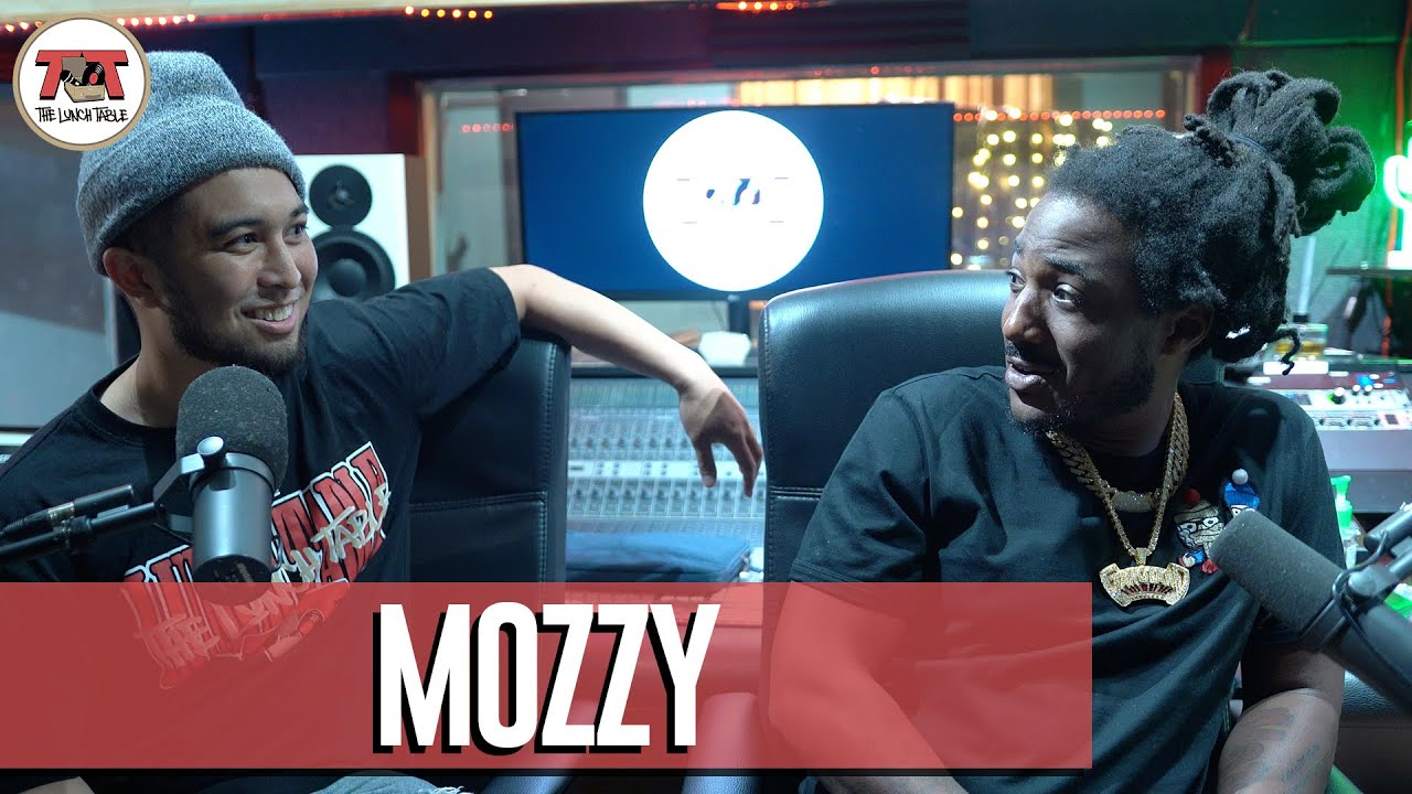 Mozzy talks Label Collab Project, Using Same Beat as Lil Poppa on