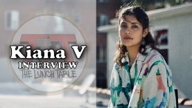 """Kiana V talks Joining PARADISE RISING, Meaning Behind """"Safe Place"""", Coronavirus 