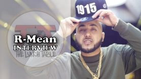 "R-Mean talks 'The Warning' Album w/ Berner, ""Make Turkey Armenia Again"" 