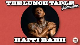 Haiti Babii Interview x The Lunch Table