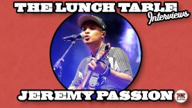 Jeremy Passion Interview   The Lunch Table