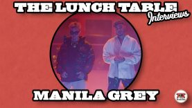 Manila Grey Interview | The Lunch Table