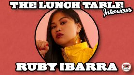 Ruby Ibarra Interview   The Lunch Table
