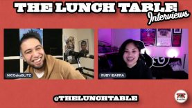 "Ruby Ibarra on Linking with Ali Wong to Create ""Always Be My Maybe"" Title Track 