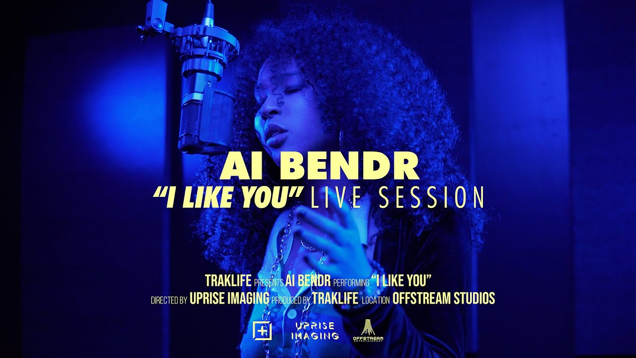 Ai Bendr  -  I Like You | Traklife Live Sessions