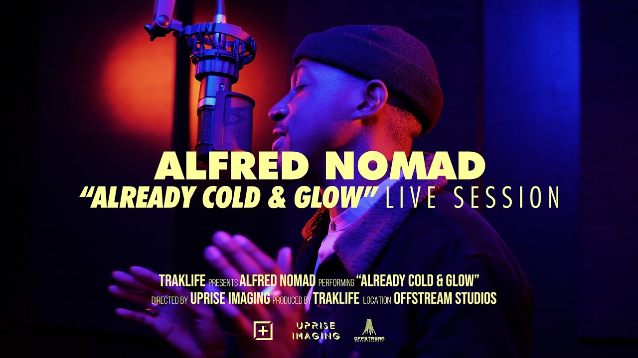 Alfred Nomad - Already Cold & Glow | Traklife Live Sessions