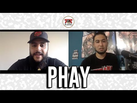 Phay talks Rejecting Label Deals, Ramadan in Quarantine, New Album 'Bake Sale' | The Lunch Table