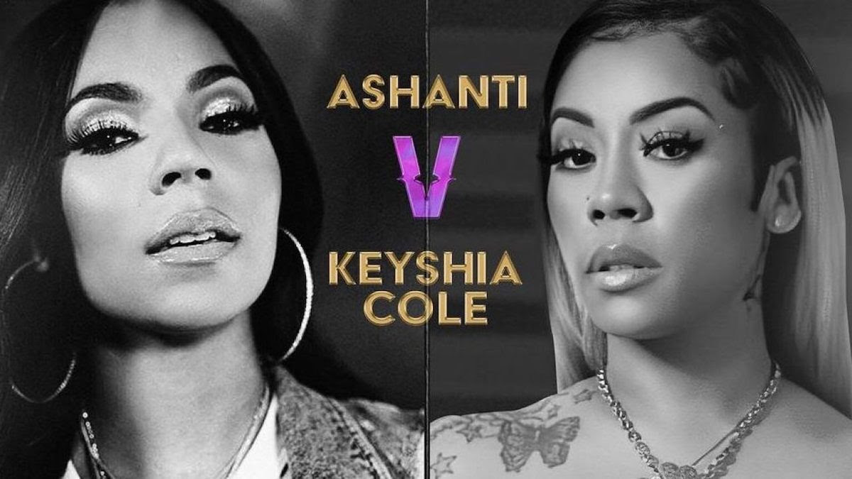 Ashanti vs. Keyshia Cole