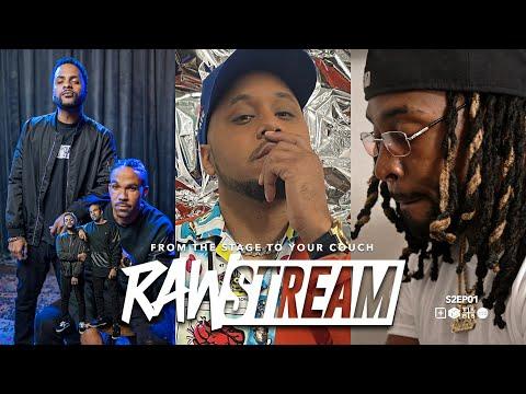 Raw Stream | S2E1 | Mark W., Mikol, Domo Gudda