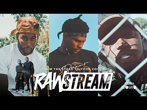 Raw Stream | S2E2 | Sean Bennett, Trey Day, Michael Charles