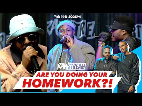 Raw Stream | S2E4| Topp, Alfred Nomad, Peter $un