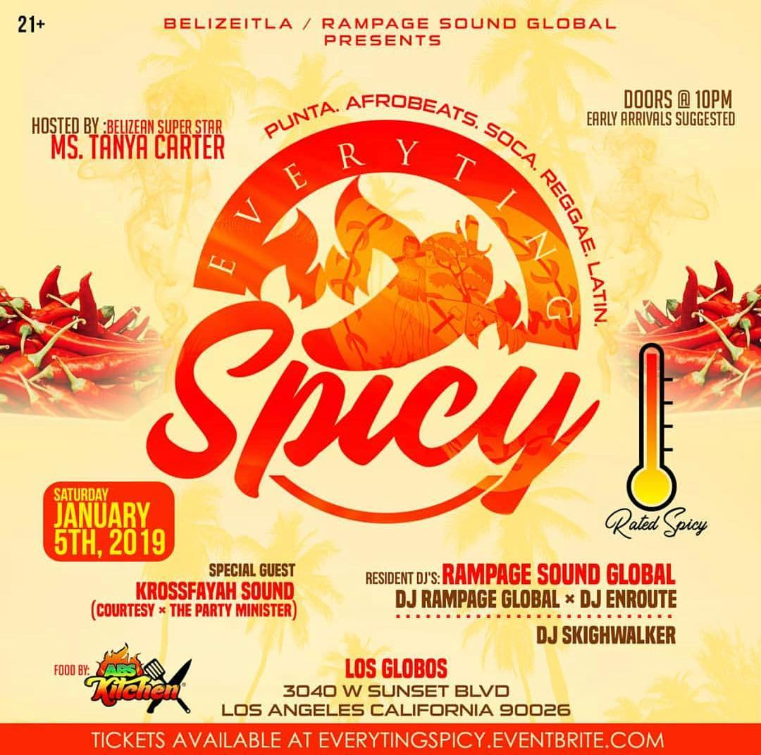 Everyting Spicy