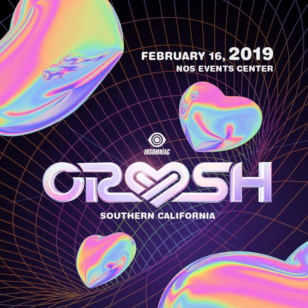 CRUSH SoCal 2019