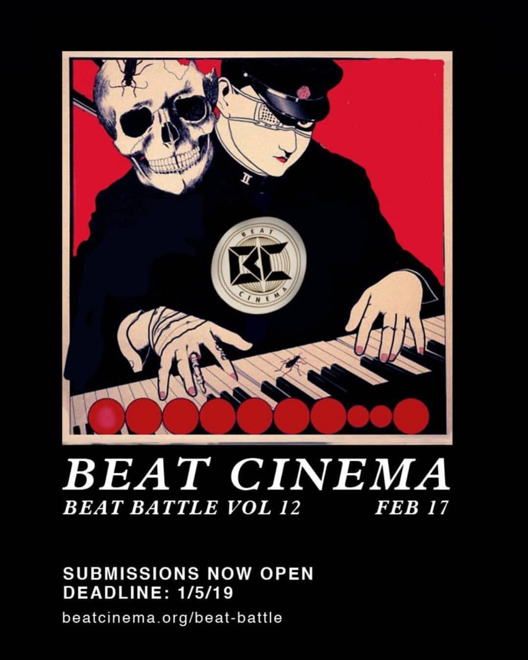 Beat Cinema Beat Battle