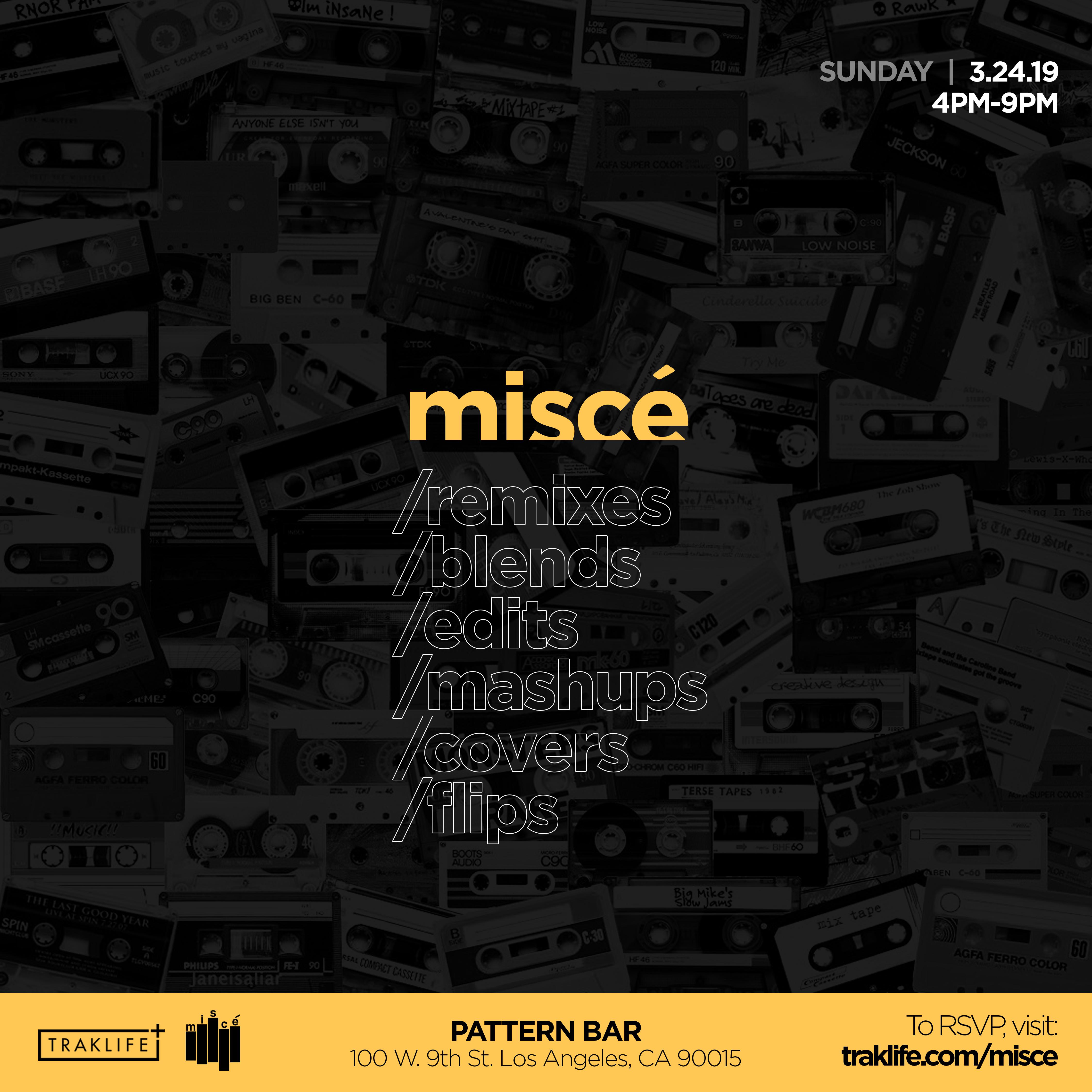 Misce: Remixes Party
