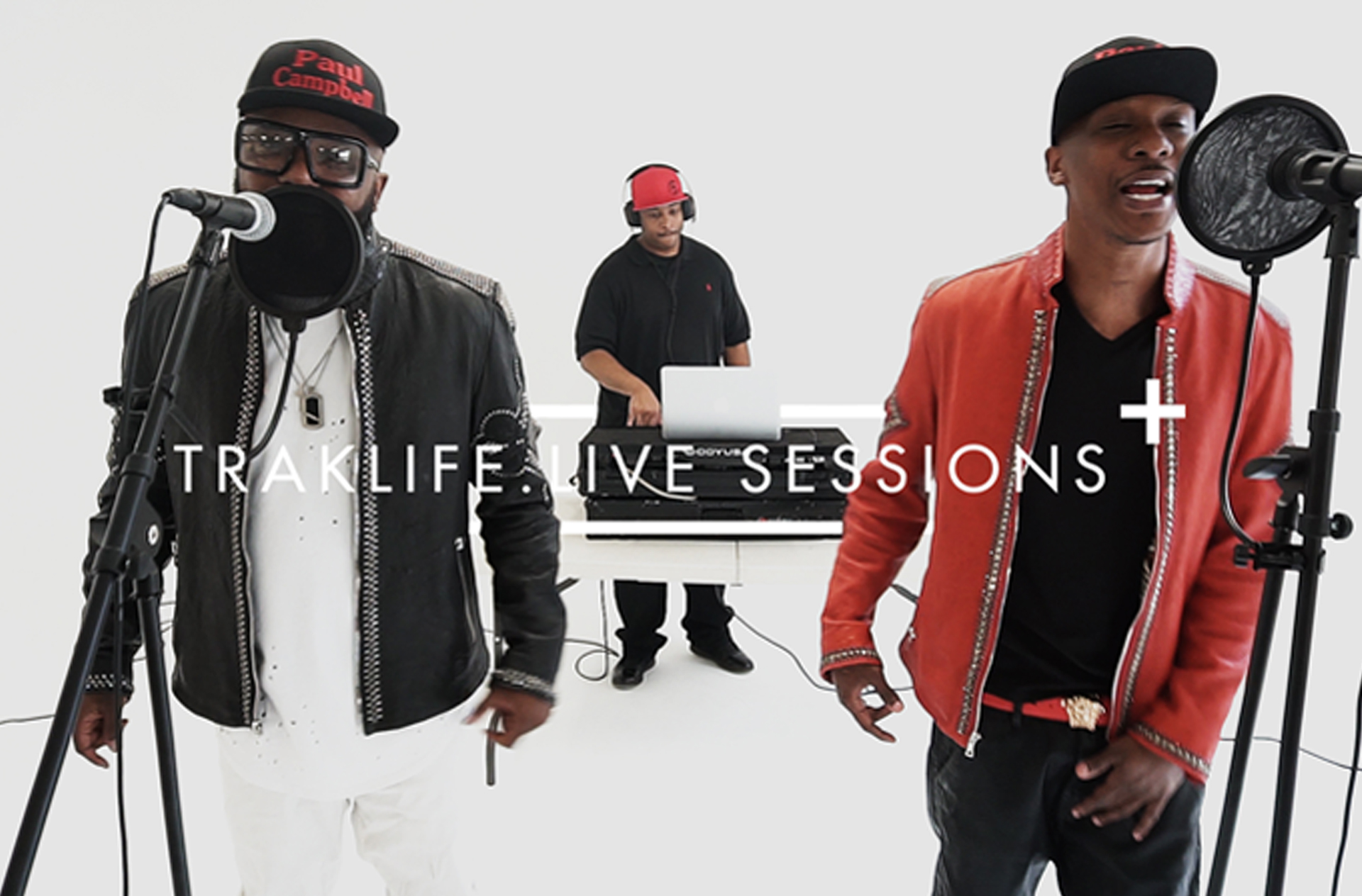 Traklife Live Sessions