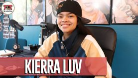 Kierra Luv talks Viral Cardi B Freestyle, Buying Mom A House, Debut Project + More | The Lunch Table