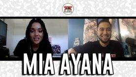 "Mia Ayana talks 'Waves EP', Meaning Behind ""Ride"", Quarantine Life 