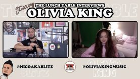 Olivia King x Nico Blitz – The Lunch Table Interviews