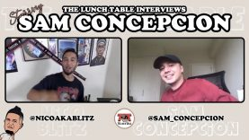 Sam Concepcion x Nico Blitz (Interview) | The Lunch Table