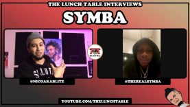 Symba x The Lunch Table Interview
