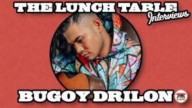 Bugoy Drilon Interview x The Lunch Table