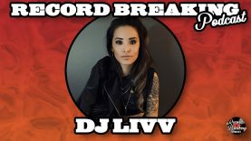 DJ Livv Interview: Record Breaking Podcast Episode 002