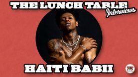 Haiti Babii talks Trap Art, Friends Passing in 2020, Wanting to Start A UFC Gym, Fatherhood
