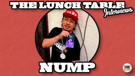 NUMP Interview x The Lunch Table