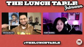 Ruby Ibarra on Getting A Super Bowl Commercial & NYC Billboard | The Lunch Table