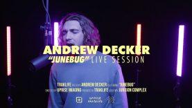 Andrew Decker – Junebug | Traklife Live Sessions [Indie Pop Artist – Las Vegas, NV]