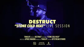 Destruct –  Stone Cold Heat | Traklife Live Sessions