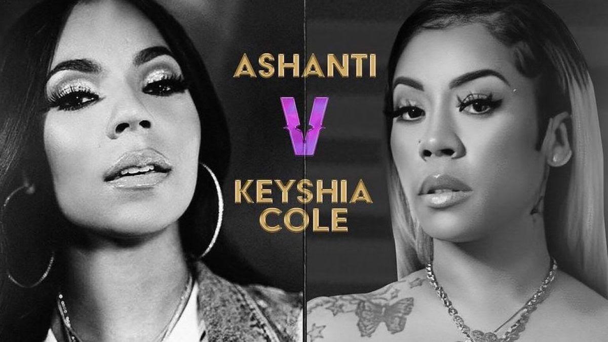 Ashanti vs. Keyshia Cole