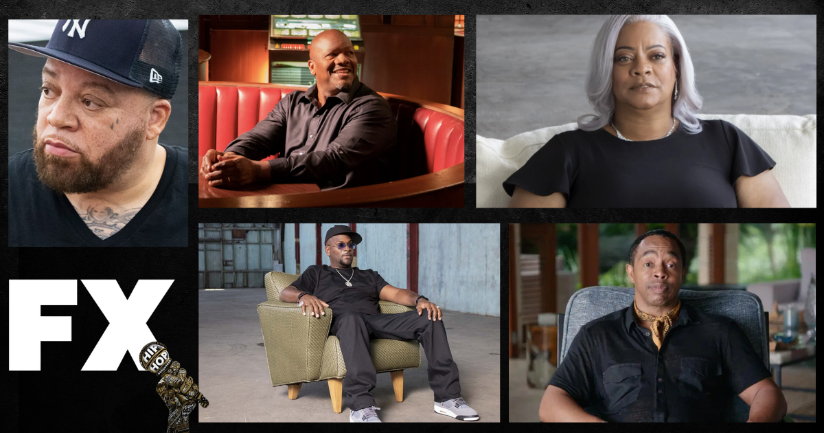 FX's 'Hip-Hop Uncovered'